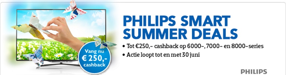 Philips Summer Deals